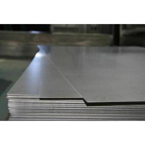Lamiera in titanio grado 5 Piastra da 10 mm 3.7165 Lamiera in titanio tagliata da 100 mm a 2000 mm