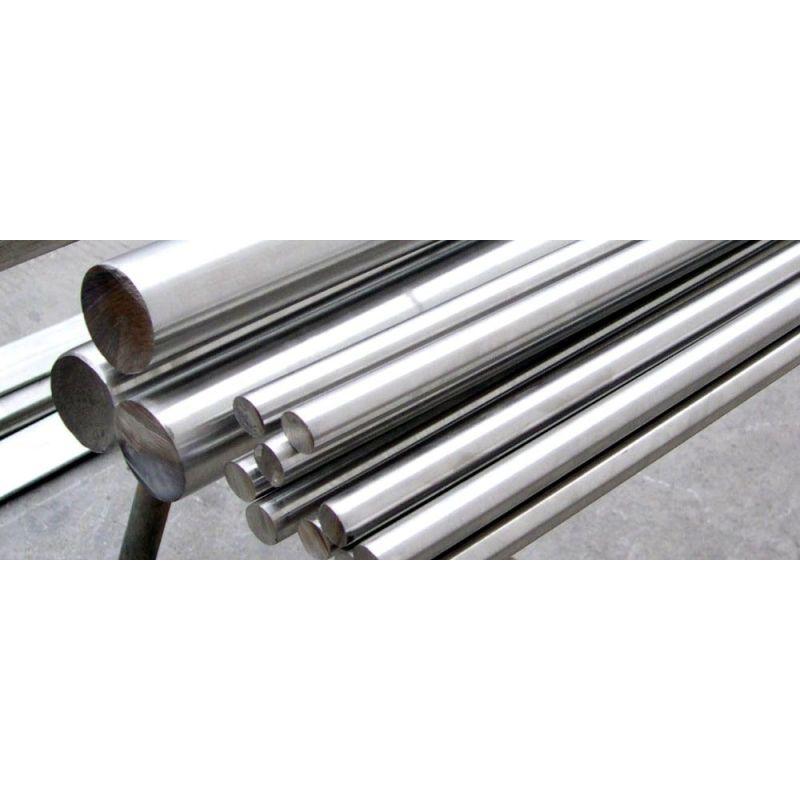 Asta tonda in metallo afnio 99,9% da Ø 2mm a Ø 20mm Hafnium Hf Element 72,  Metalli rari