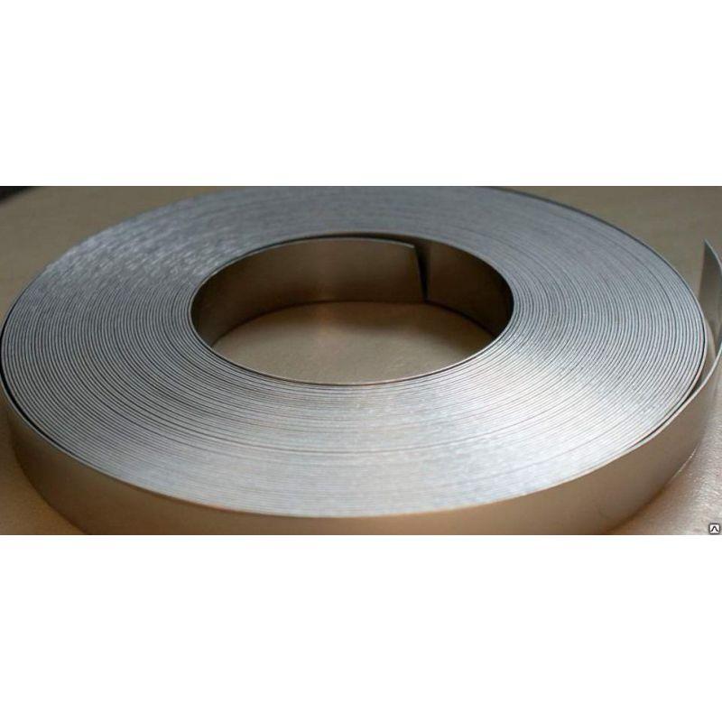 Nastro in nastro di metallo da 1x6mm a 1x7mm 1.4860 Nastro in lamina nichelata filo piatto 1-100 metri,  categorie