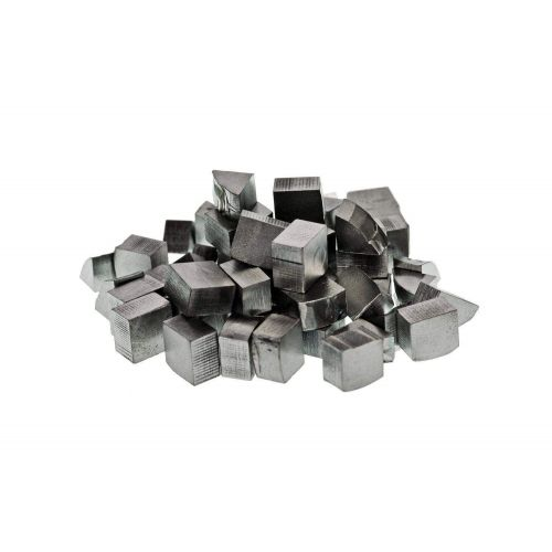 Blocco di metallo puro dell'elemento 72 barre 5gr-5kg Hf di purezza 99,9% dell'afnio, metalli rari