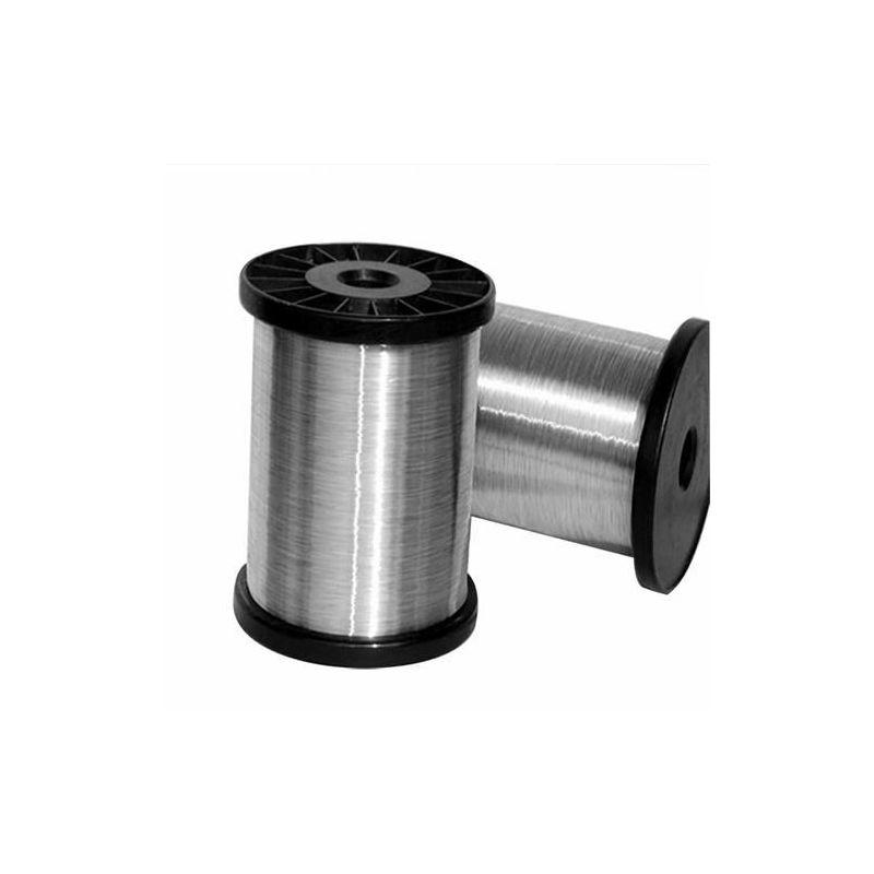 Filo in titanio classe 5 filo riscaldante Ø0,5-8mm 3,7165 R56200 filo in titanio misura 5 1-50 metri, titanio
