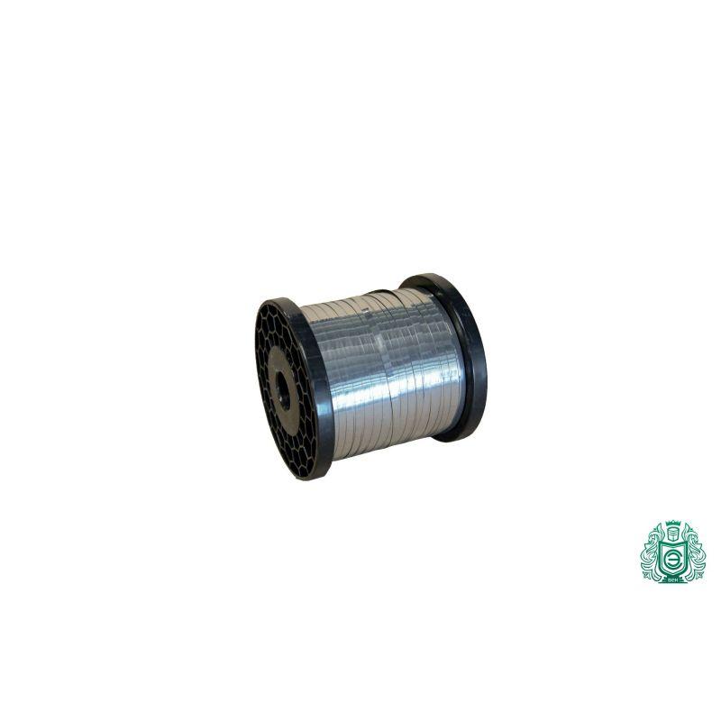 Nastro in nichel 0,1x0,5 mm - nastro in lamiera 0,5x10 mm 2.4869 nastro a filo piatto 1-100 metri, lega di nichel
