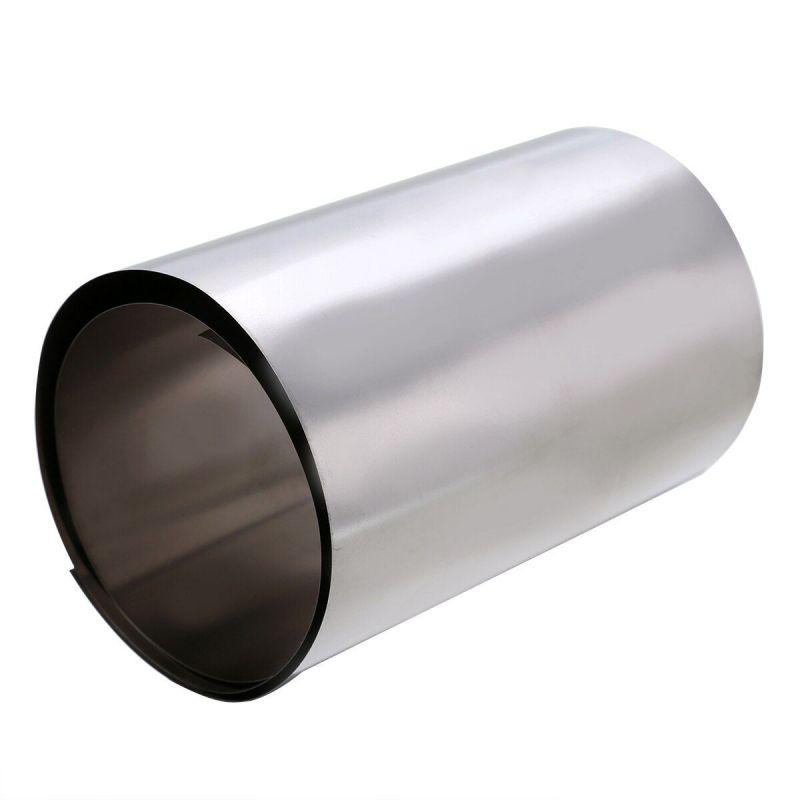Fascia in titanio 0.1x300mm Grado 1 striscia di lamina di titanio Piastra 3.7025 foglio 0.05-1 metro, titanio