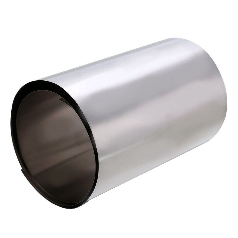 Nastro titanico 0,1x300mm piastra in lamina di titanio grado 1 striscia 3.7025 foglio 0,05-1 metro,  titanio