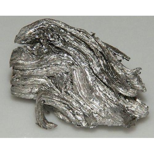 Erbio metallo 99,9% metallo puro elemento in metallo Er elemento 68, metalli rari