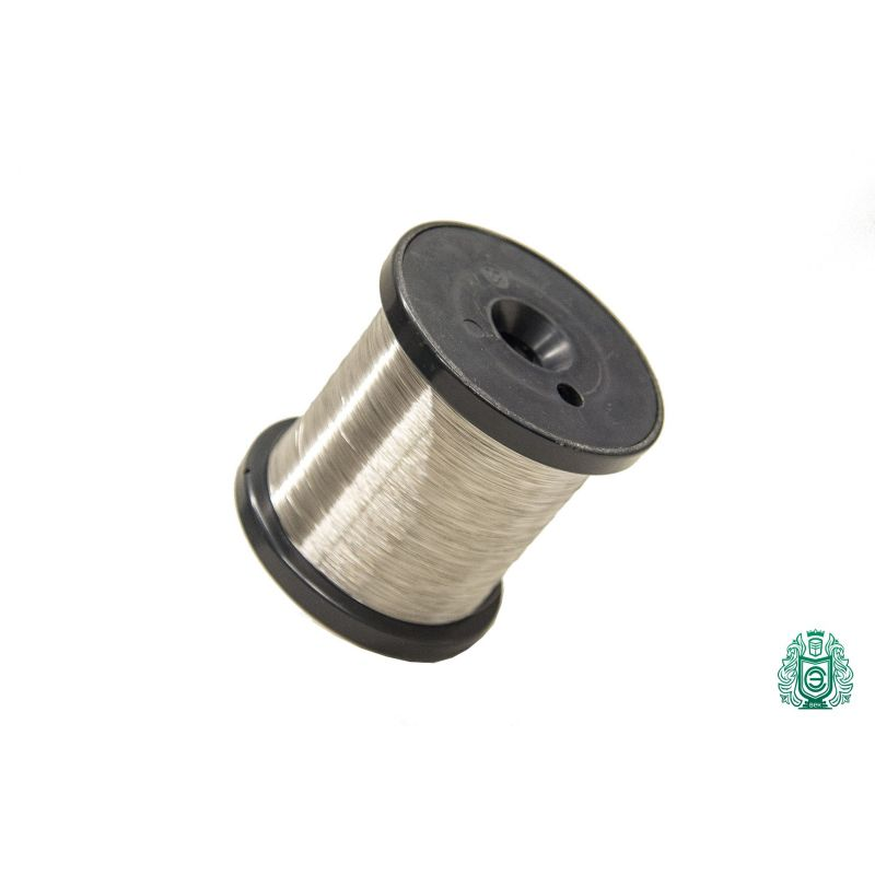 Filo di nichel 0,1-5 mm Filo puro al 99,6% Filo di riscaldamento Ni200 pollici Nichel 1-500 Met, lega di nichel