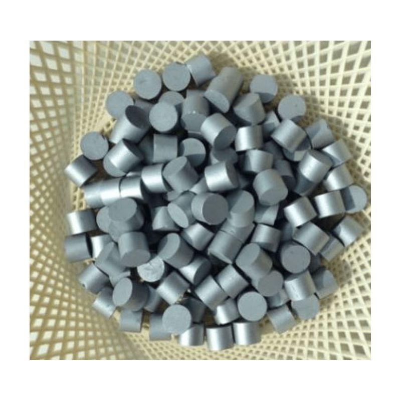 Metallo renio 99,98% puro metallo elemento Renium Re Element 75,  Metalli rari