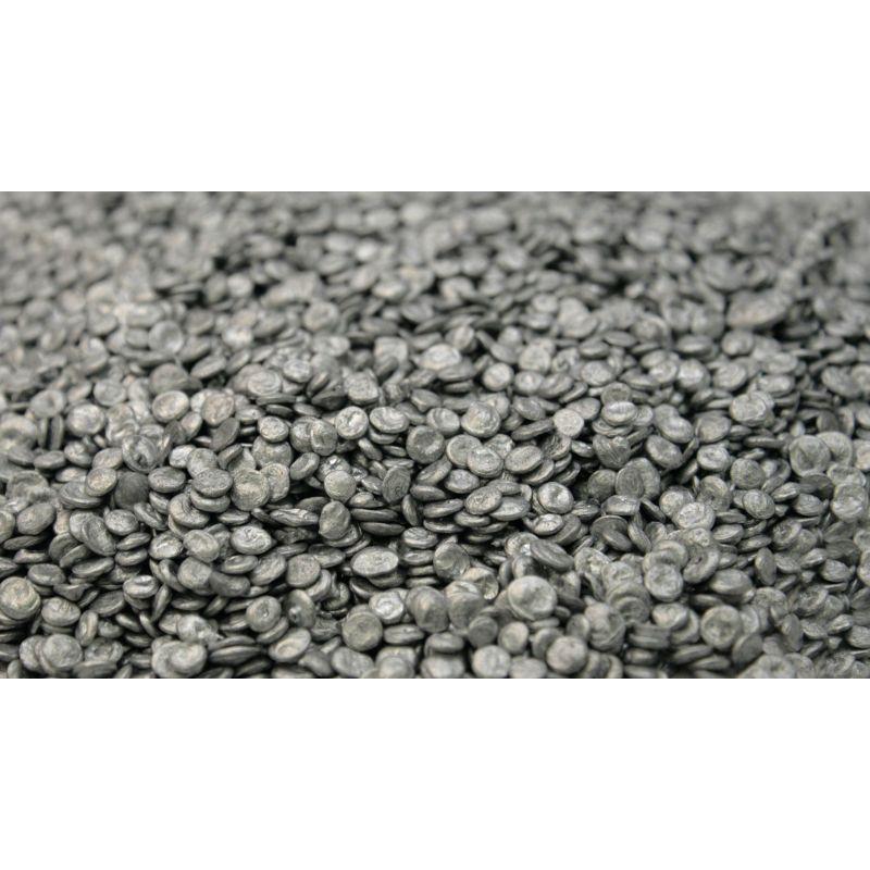 Zinco Zn 99,99% puro metallo elemento 30 granuli 5gr-5kg fornitore,  Metalli rari