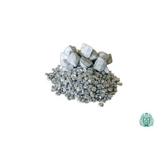 Zinco Zn purezza 99,99% zinco grezzo elemento in metallo puro 30 piramidi 10gr-5kg, metalli rari