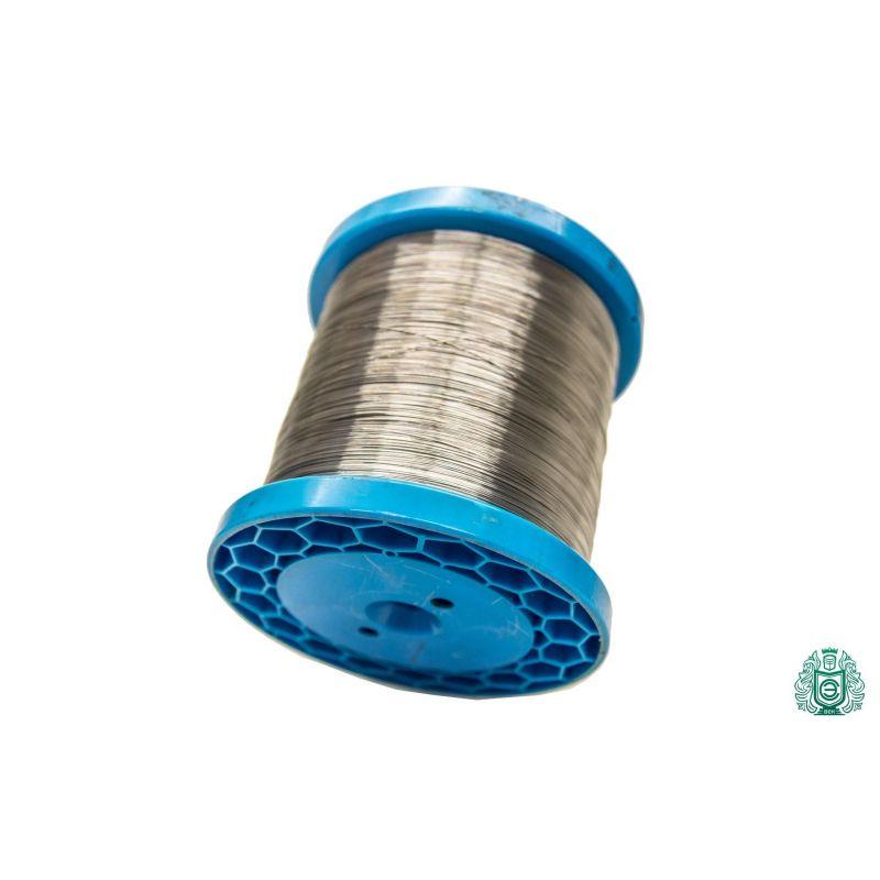 Filo Kanthal 0,05-2,5 mm Filo riscaldante 1.4765 Filo Kanthal D resistenza 1-100 metri, lega di nichel