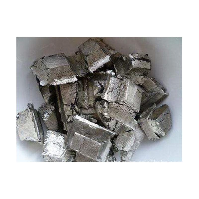 Metallo europio 99,99% metallo puro Eu 63 elementi metalli rari, metalli rari