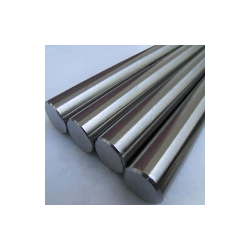 Asta tonda in metallo niobio 99,9% da Ø 2mm a Ø 120mm Niobium Nb Element 41,  Metalli rari