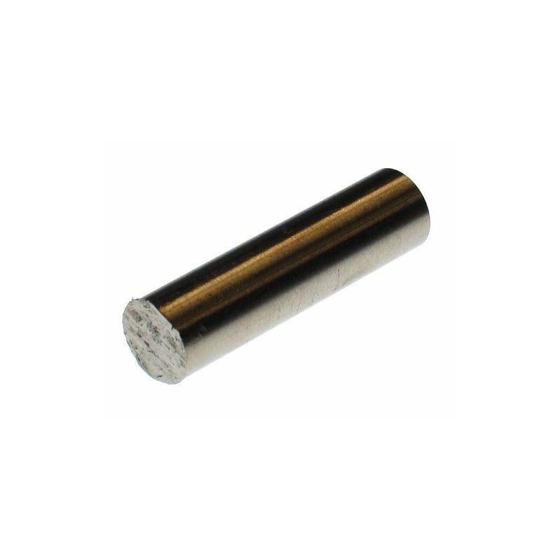 Asta tonda in metallo zirconio 99,9% da Ø 2mm a Ø 120mm Zirconio Zr Element 40, metalli rari