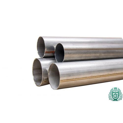 Tubo in acciaio inossidabile da Ø 16x2,6 mm a 114,3x3 mm 1.4571 tubo tondo 316Ti V4A ringhiera 0,25-2 metri, acciaio