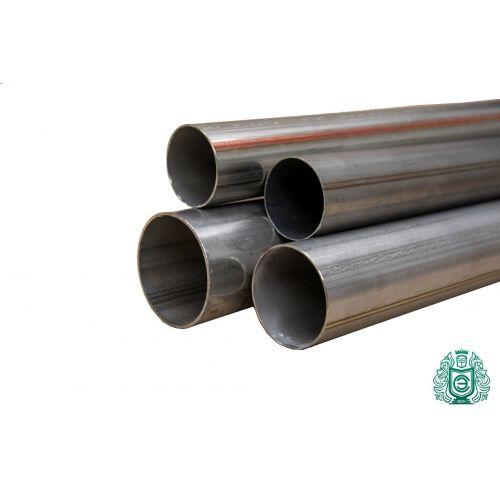Tubo tondo 1.4301 Aisi 304 Ø15x2,5-101,6x2mm tubo in acciaio inox V2A ringhiera di scarico 0,25-2 metri, acciaio inox