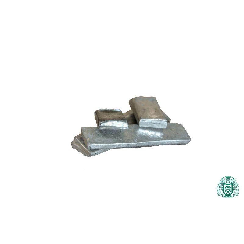 Indio 99,99% barre da 1 grammo a 5 kg elemento lingotto 49 Metallo puro In (49), metalli rari