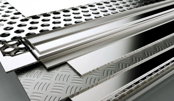 I marchi di acciaio inossidabile più comunemente usati