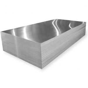 Lamiera di alluminio. Un popolare prodotto semilavorato per uso industriale e la vita di tutti i giorni